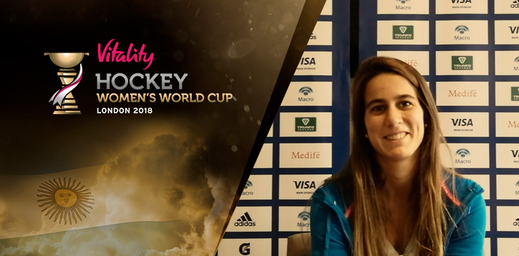 RUMBO A LONDRES 2018: AGOSTINA ALONSO