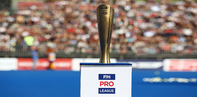 LA SEGUNDA TEMPORADA DE LA FIH HOCKEY PRO LEAGUE SE EXTENDERÁ HASTA JUNIO DE 2021