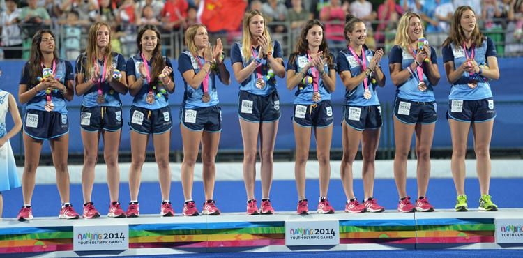 Las Leoncitas Medalla De Bronce En Los Juegos Olimpicos