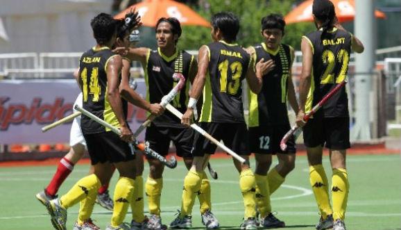 Malasia terminó en lo más alto del Grupo A