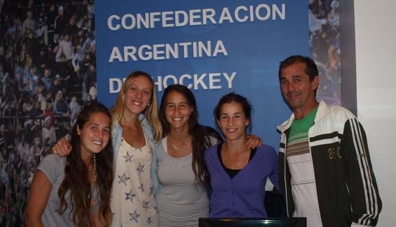 SOBRE LA NUEVA CASA DEL HOCKEY ARGENTINO