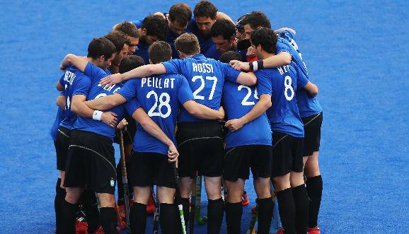 Argentina en el Champions Challenge Quilmes 2012