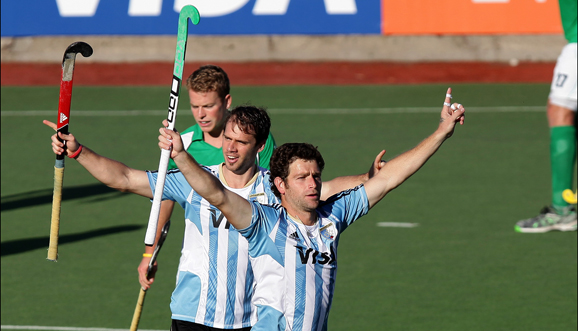 Argentina, a un paso de India 2014