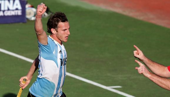 Argentina se quedó con los tres puntos en el debut