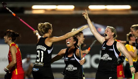 El gol de oro le dio la victoria a Nueva Zelanda