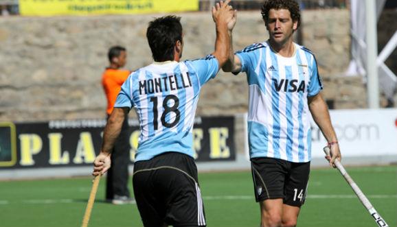 Argentina ganó en Chile y es finalista