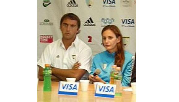Videos de la Presentacion del Mundial Rosario 2010