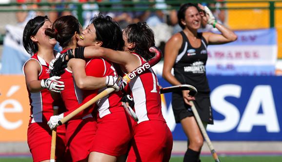 Japón finalizó 5° e igualó su mejor registro