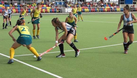 Las Leonas y un nuevo empate frente a Australia