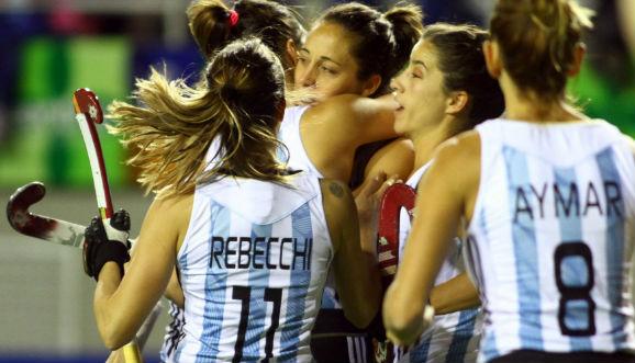 Las Leonas, finalistas en la Copa Panamericana