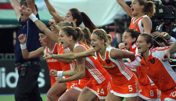 Holanda, por novena vez finalista de un Mundial