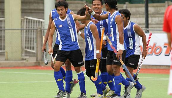 Malasia es el primer semifinalista en Quilmes