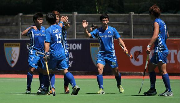 Corea del Sur abrió el torneo con un triunfo