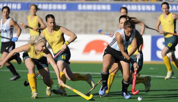 Las Leonas debutan en el Cuatro Naciones