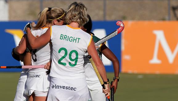Sudáfrica será el rival de Argentina en la final