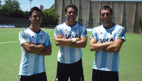 Argentina cierra su gira por Bélgica