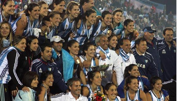 Las Leonas, en la recta final hacia la Champions