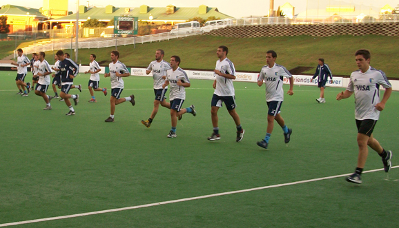 Argentina debuta en el Champions Challenge
