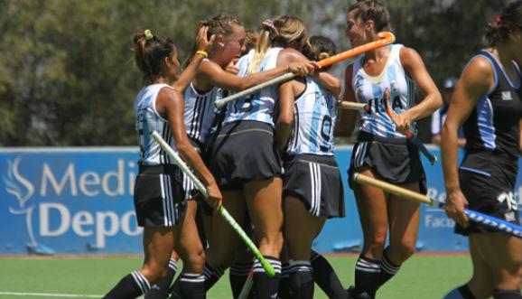 Argentina derrotó a Uruguay y Brasil