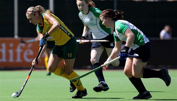 Sudáfrica abrió el torneo con un triunfo