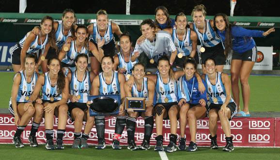 Las Leonas, reinas en Rosario