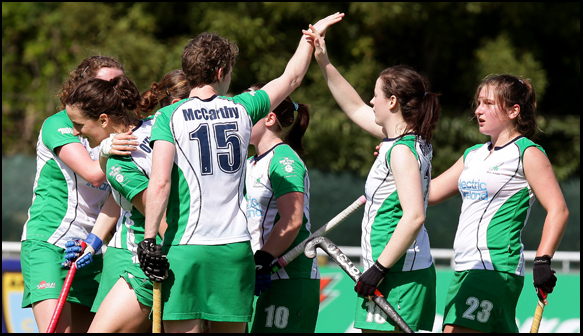 Irlanda sumó sus primeros puntos