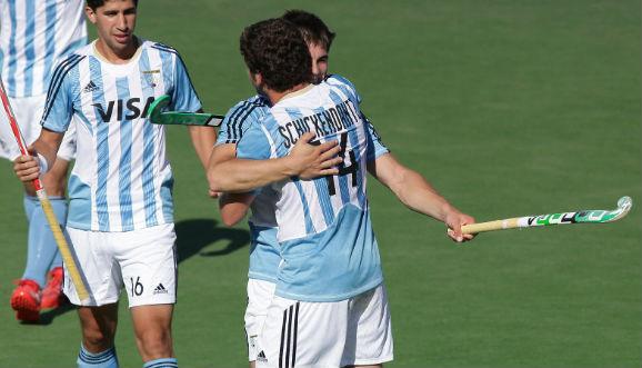 Los números que dejó Argentina en el Challenge