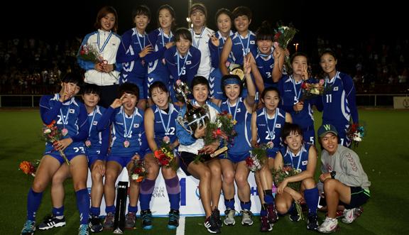 Corea del Sur se consagró campeón en Córdoba