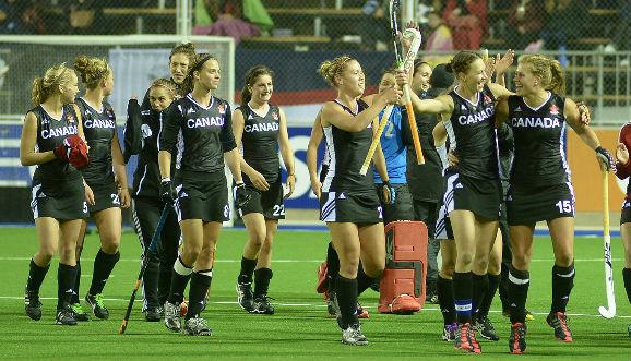 Canadá ganó el bronce en Mendoza