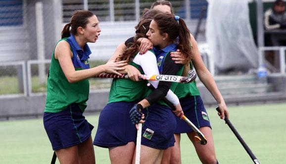 Las Sub 21 de Uruguay, campeonas en Mardel