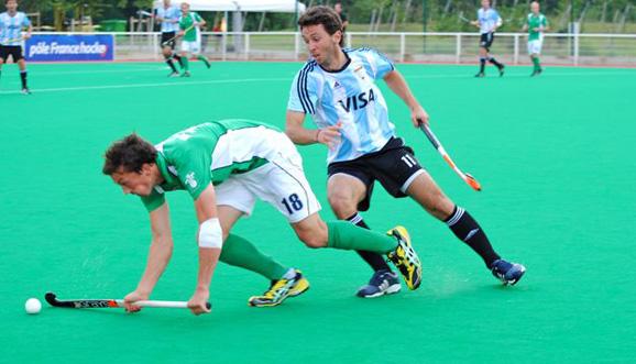 En Irlanda, Argentina volvió a ganar