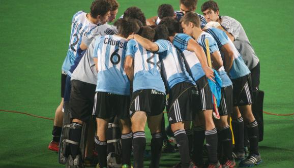 ARGENTINA TERMINÓ 11º EN EL MUNDIAL SUB 21