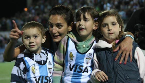 Aymar, Garcia y Sruoga, nominadas por la FIH