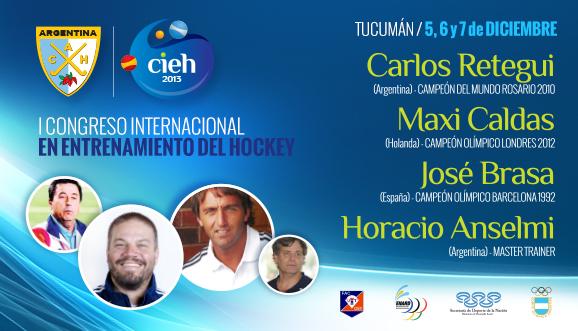 I Congreso Internacional en Entrenamiento del Hockey
