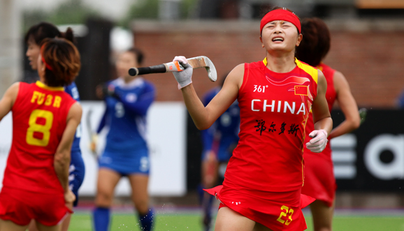 China perdió por penales y terminó último en Rosario