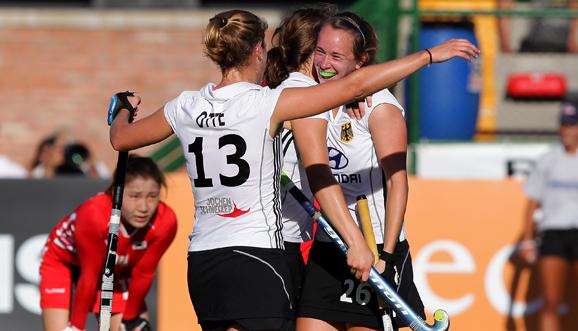Alemania goleó a Corea del Sur