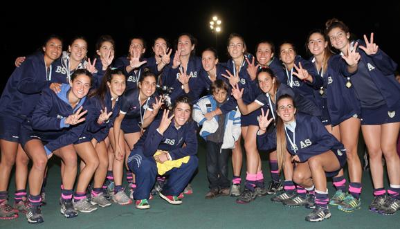 Buenos Aires, nuevamente campeón en Mayores