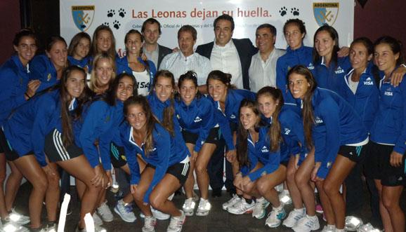 En Mendoza, Las Leonas ya piensan en Estados Unidos