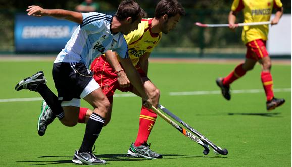 Argentina y España empataron en el último amistoso