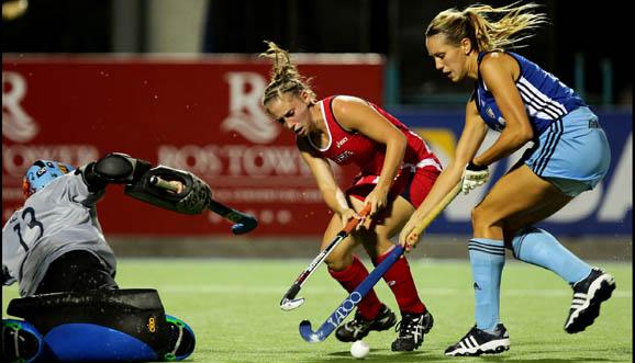 Las Leonas ganaron el bronce en Nueva Zelanda