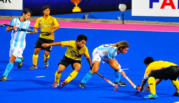 Argentina es finalista en Malasia
