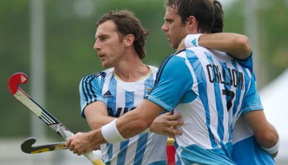 Aplastante triunfo de Argentina frente a Japón