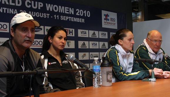 Conferencia de prensa, Australia 4-1 Nueva Zelanda