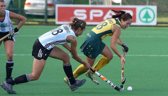 Empate sin goles entre Argentina y Australia
