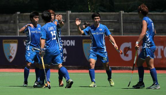 Corea del Sur es el primer finalista en Quilmes