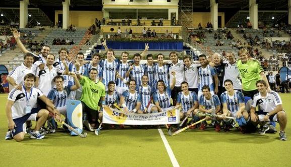 ¡ARGENTINA CLASIFICÓ AL MUNDIAL 2014!