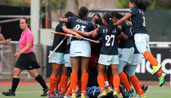 En Quilmes, India ganó el bronce