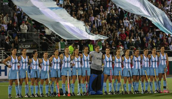 Nuevo empate entre Argentina y Australia