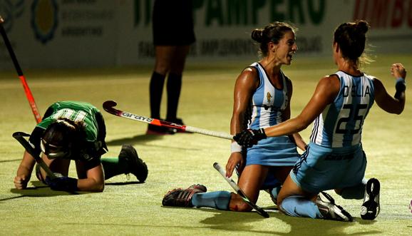 Con puntaje ideal, Argentina está en la final