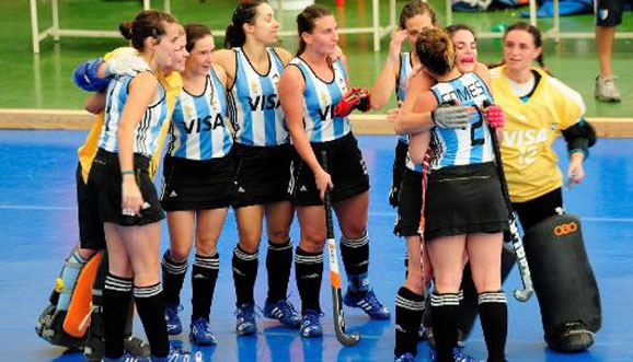 Argentina, finalista en damas